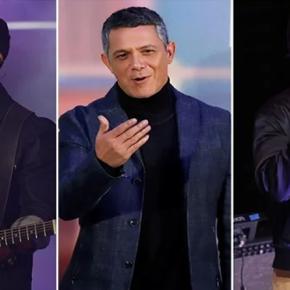 Luis Fonsi, Alejandro Sanz y Juanes estarán en concierto porVenezuela