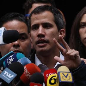 Guaidó agradece a Duque su apoyo y compromiso por oferta de ayudahumanitaria