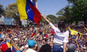 María Corina al Parlamento italiano: Necesitamos a Italia del lado de Venezuela y de losvenezolanos