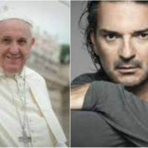 Arjona al papa Francisco: ¿Se puede ser neutral en el nombre deDios?