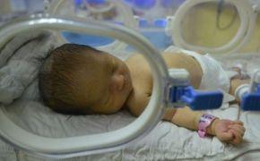 """El """"bebé más pequeño del mundo"""", a punto para salir delhospital"""