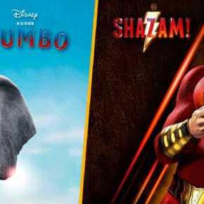 """Dumbo"" alza vuelo en la carteleranacional"