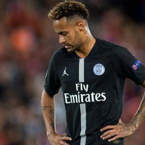 """Neymar sancionado tres partidos por """"insultar"""" a losárbitros"""