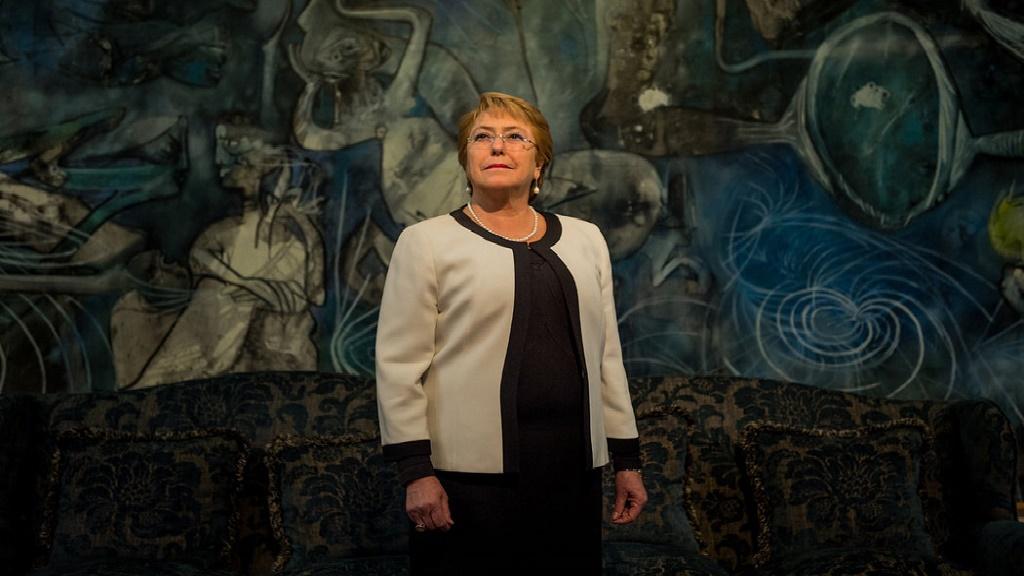 Bachelet en la ONU: Los venezolanos merecen una vida mejor y libre de miedo