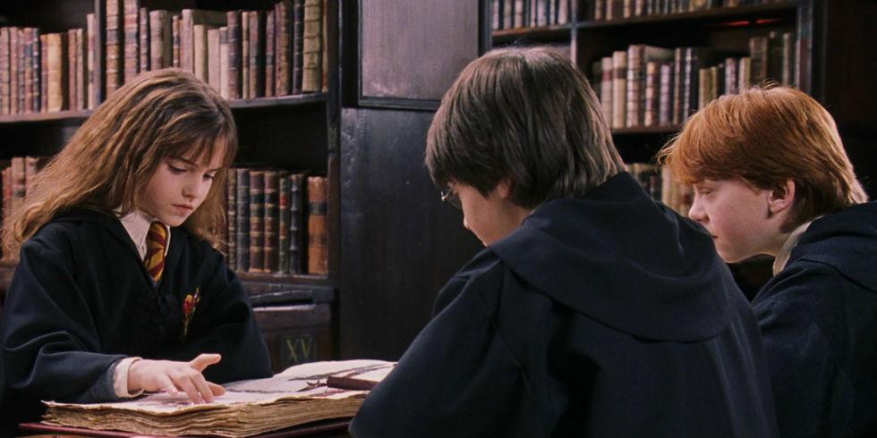 Harry Potter introdujo a los niños al placer de la lectura