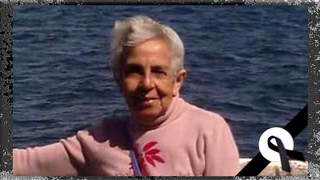 En Memoria de mi madre: Maria Teresa Araujo Olivares que ya esta con Dios